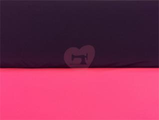 softshell fialová růžová 3 vrstvý