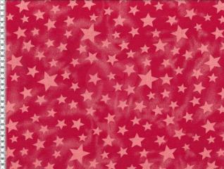 džínovina jeans hvězdy na červené