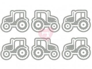 nažehlovačka nažehlovací potisk traktor