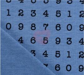 teplákovina čísla matrix