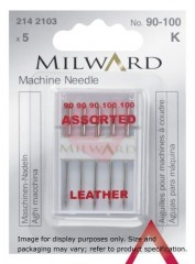 Jehly do šicího stroje na kůži zn Milward 2142103