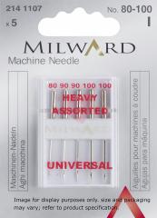 Univerzální jehly do šicího stroje zn Milward 80-100