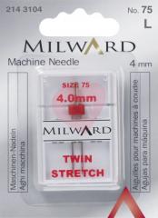 Dvojjehla na úplet vel 75 zn Milward 2143104